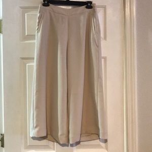 Chelsea 28 Wide leg cropped pants